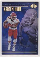 Kareem Hunt, Priest Holmes #/249