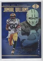 Jamaal Williams, Jim Taylor #/249