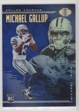 new style 51a65 f5e10 2018 Panini Illusions - [Base] - Trophy Collection Blue #58 ...