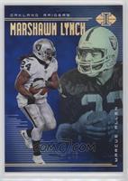 Marcus Allen, Marshawn Lynch #/249