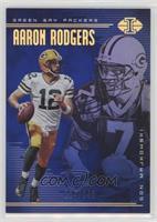 Aaron Rodgers, Don Majkowski #/249