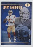 Jimmy Garoppolo, Joe Montana [EXtoNM] #/249