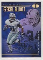 Ezekiel Elliott, Herschel Walker #/249