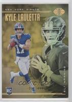 Eli Manning, Kyle Lauletta /499