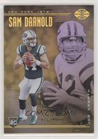 Joe Namath, Sam Darnold #/499