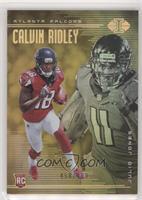 Julio Jones, Calvin Ridley #/499