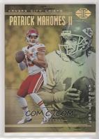 Patrick Mahomes II, Joe Montana /499