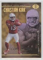 Christian Kirk, Larry Fitzgerald #/499