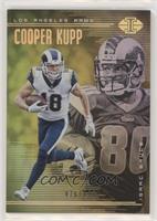Cooper Kupp, Isaac Bruce /499