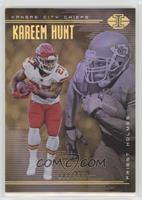 Kareem Hunt, Priest Holmes /499