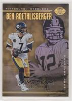 Ben Roethlisberger, Terry Bradshaw #/499