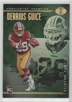 Derrius Guice, Clinton Portis #68/99