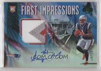 First Impressions Autograph Memorabilia - Sony Michel /25