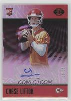 Rookie Signs - Chase Litton /25