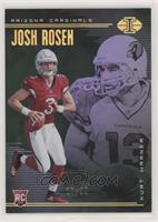 Kurt Warner, Josh Rosen #/99