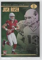 Kurt Warner, Josh Rosen /99
