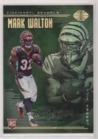 Jeremy Hill, Mark Walton /99
