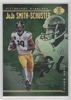JuJu Smith-Schuster, Hines Ward /99