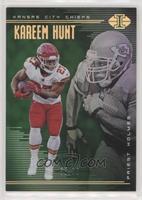 Kareem Hunt, Priest Holmes /99