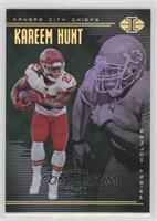 Kareem Hunt, Priest Holmes #/99