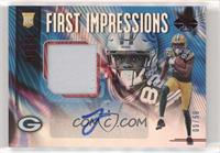 First Impressions Autograph Memorabilia - J'Mon Moore [Noted] #/50