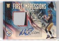 First Impressions Autograph Memorabilia - Mason Rudolph #/50