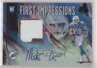 First Impressions Autograph Memorabilia - Mike Gesicki #/50