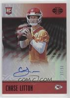 Rookie Signs - Chase Litton /50