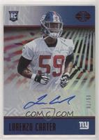 Rookie Signs - Lorenzo Carter #/50