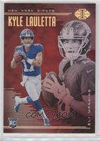 Eli Manning, Kyle Lauletta /199