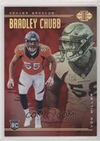 Bradley Chubb, Von Miller /199