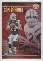 Joe Namath, Sam Darnold #/199
