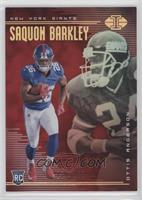 Ottis Anderson, Saquon Barkley /199