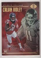 Julio Jones, Calvin Ridley #/199