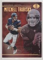 Jim Harbaugh, Mitchell Trubisky #/199