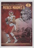 Patrick Mahomes II, Joe Montana /199