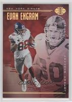 Evan Engram, Jeremy Shockey /199