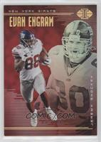 Evan Engram, Jeremy Shockey /199