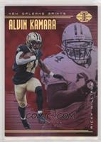 Alvin Kamara, Ricky Williams /199