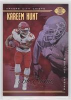 Kareem Hunt, Priest Holmes /199