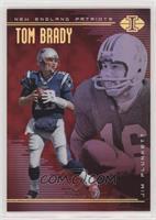 Jim Plunkett, Tom Brady /199