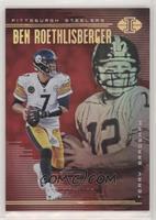 Ben Roethlisberger, Terry Bradshaw #/199