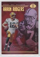 Aaron Rodgers, Don Majkowski #/199