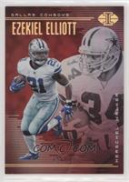 Ezekiel Elliott, Herschel Walker /199