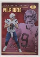 Drew Brees, Philip Rivers #/199