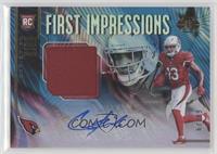 First Impressions Autograph Memorabilia - Christian Kirk #/99