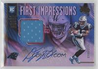 First Impressions Autograph Memorabilia - DJ Moore #/225