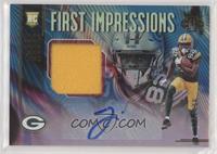 First Impressions Autograph Memorabilia - J'Mon Moore #/499