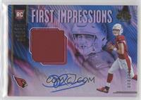 First Impressions Autograph Memorabilia - Josh Rosen /199