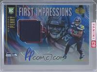 First Impressions Autograph Memorabilia - Rashaad Penny /299 [Uncirculated]